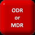 ODR or MDR